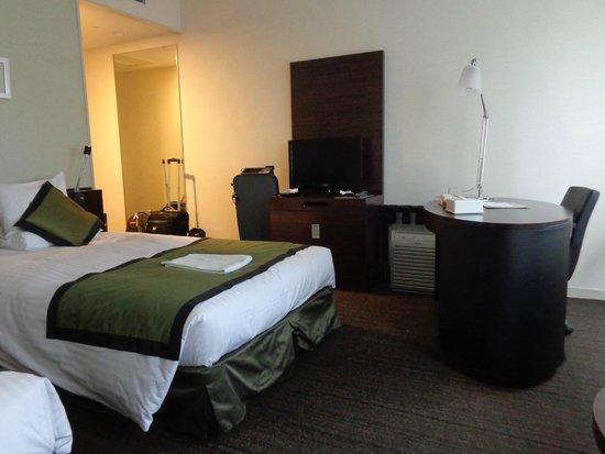 Hotel MyStays Ochanomizu : deluxe twin room