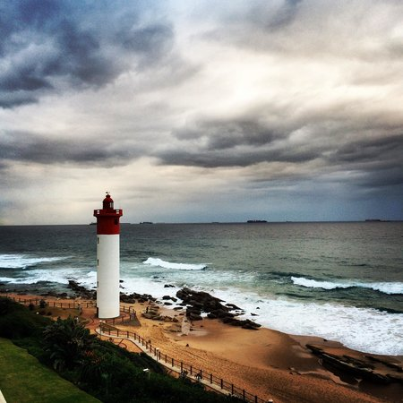 The Oyster Box: The lighthouse