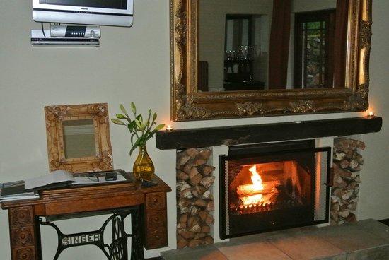 Schoone Oordt Country House: Romantic Bedroom