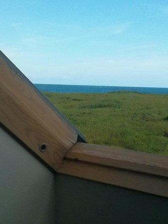 Hotel Budir: Utsikt mot havet