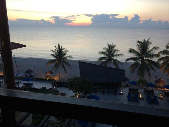 Hyatt Regency Kuantan : view from room