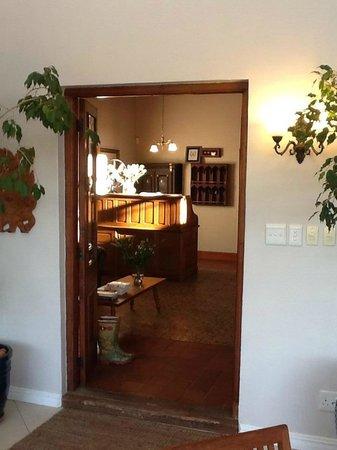 Schoone Oordt Country House: Reception
