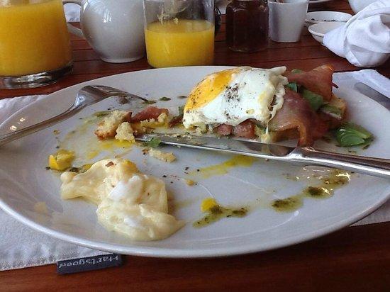 Schoone Oordt Country House : Delicious Breakfast