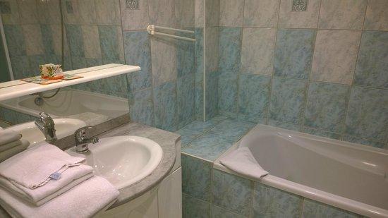 Ajoupa Apart'hotel Nice : Bathroom