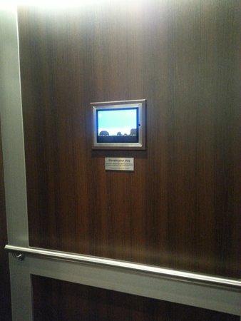 Holiday Inn Amsterdam: Ancora il videogioco dell'ascensore