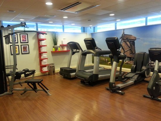 Holiday Inn Amsterdam: La palestra