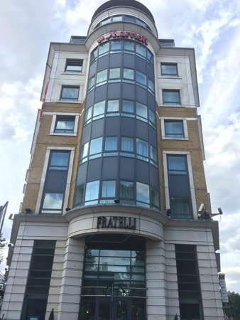 London Marriott Hotel Maida Vale : Mariott Maida Vale