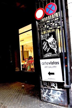 Artevistas Gallery : Street Sign