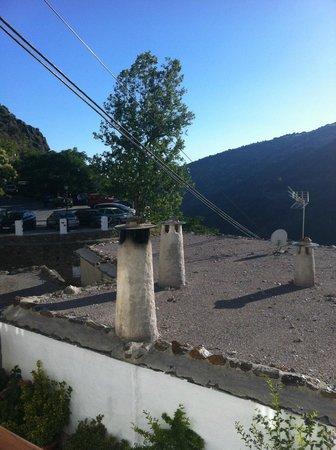 Hotel Estrella de las Nieves: vista desde la habitación