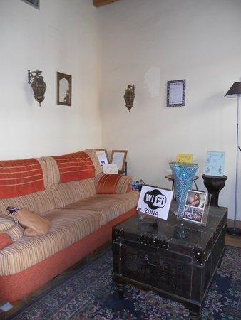 Abadia Hotel Granada : réception