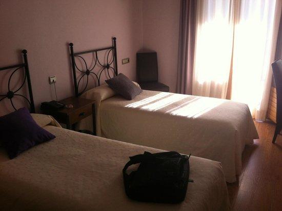 Hotel Estrella de las Nieves : Habitación
