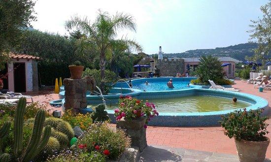 Hotel  Providence Terme & Spa: Vista piscine