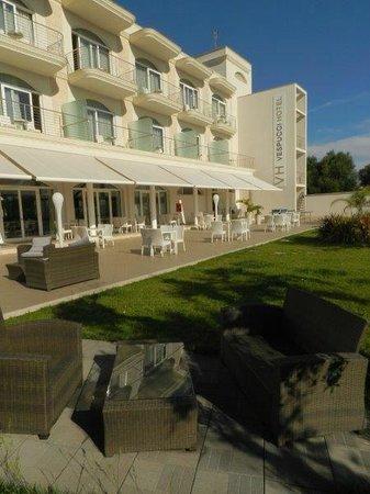 Vespucci Hotel : garden