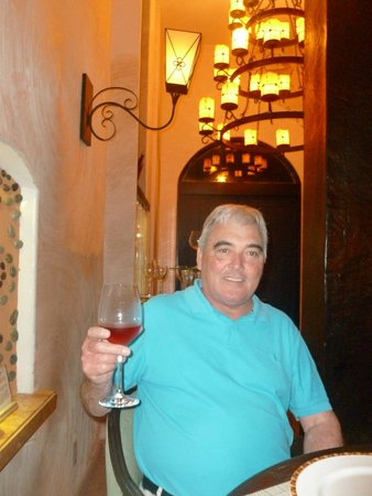Secrets Maroma Beach Riviera Cancun: Cheers, salute