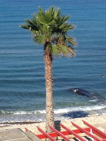 Castello Antico Beach Hotel: Am feinsandigen Mavromouni - Strand