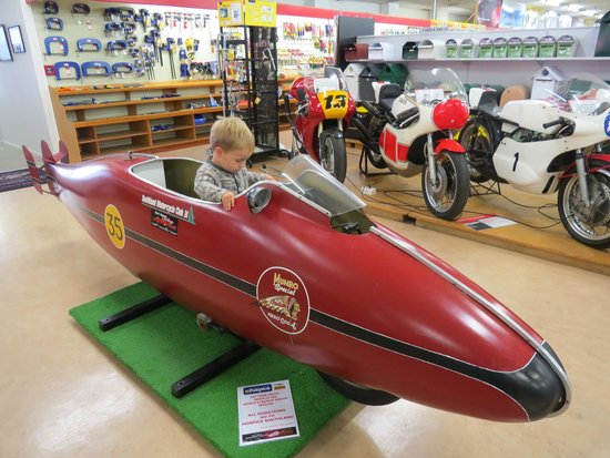 E Hayes and Sons - The World's Fastest Indian: Junior Indian