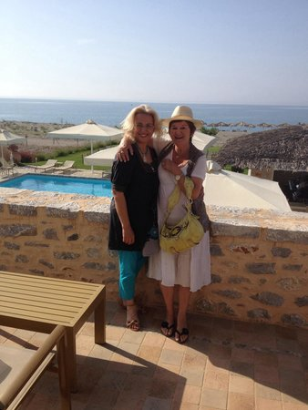 Castello Antico Beach Hotel: Sich auf den Strand