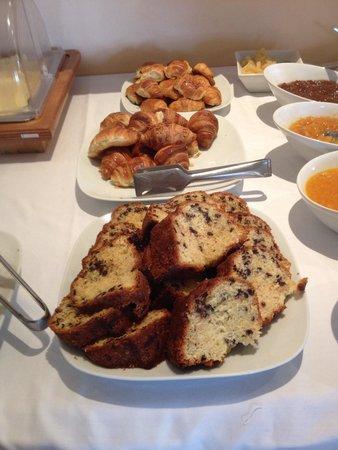 Castello Antico Beach Hotel: .......und Kuchen