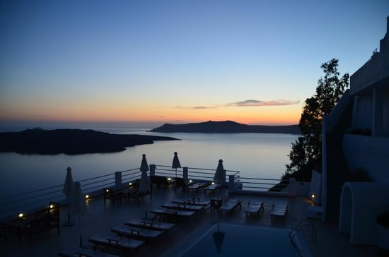 Tzekos Villas: Sunsets like you would dream of!