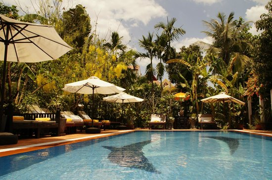 Sonalong Boutique Village & Resort: The pool of Sonalong Boutique Village