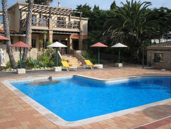 Quinta Do Mar Da Luz: Pool Area