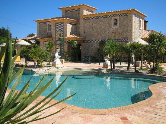Quinta Do Mar Da Luz: view from our room