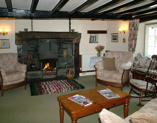 Wheelgate Bed & Breakfast: Relax in the guests' lounge