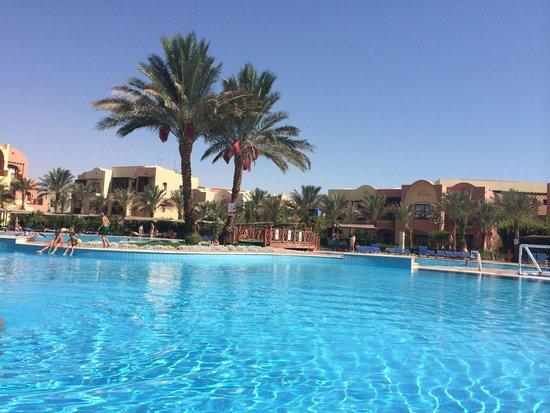 Jaz Makadi Saraya Resort: Pool
