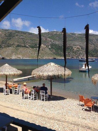Castello Antico Beach Hotel: Bucht von Porto Kagio