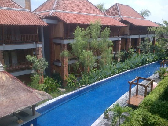 Grand Mega Resort & Spa CEpu : back to nature