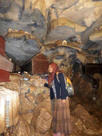 Londa Burial Caves: Suasana dana Goa Londa