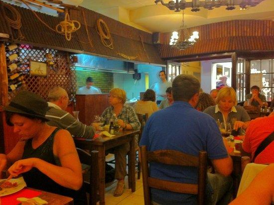 Restaurante EL Gaucho : les gens se regale
