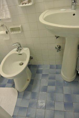 Hotel San Silvestro: バスルーム