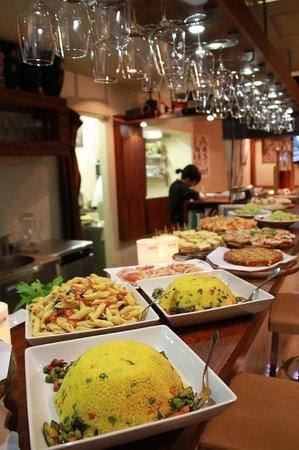 Totide : buffet aperitivo