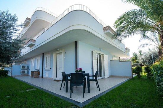 Villa Galati Resort: Hotel