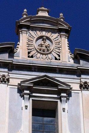 Centro Storico : historical center...