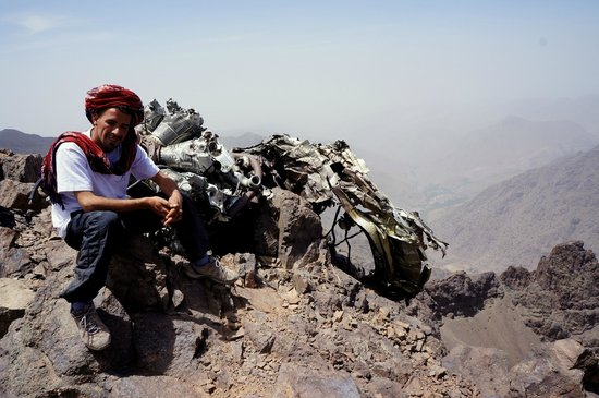 Toubkal Guide Day Tours : Toubkal hike
