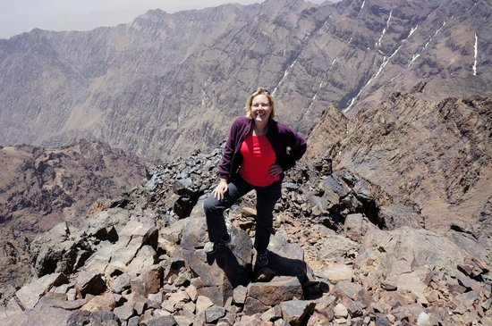 Toubkal Guide Day Tours: Toubkal hike