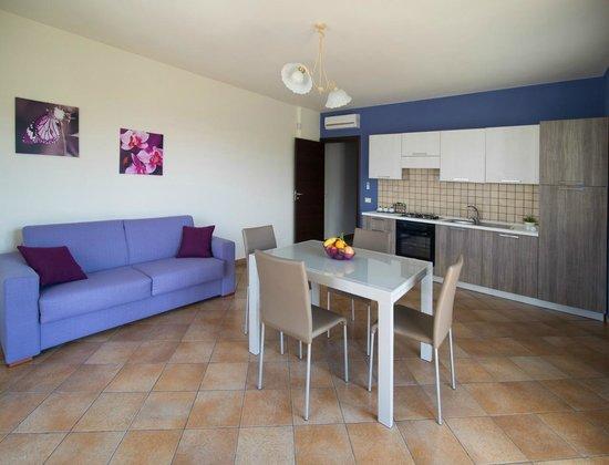 Villa Galati Resort: Cucina