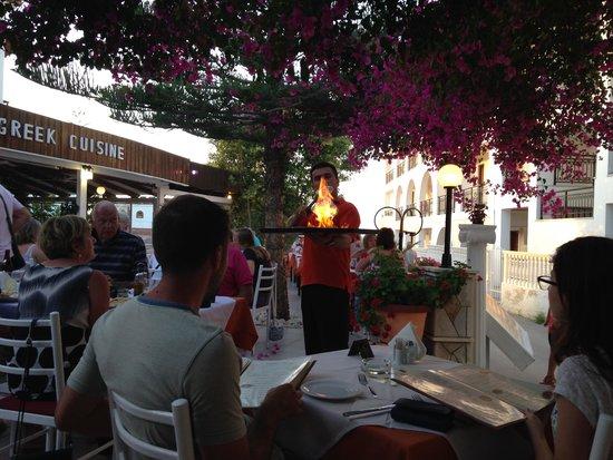Athina : Lekker eten