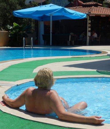 Sun Village Apartments: Fantastic pool area