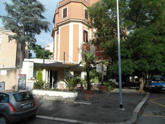 Hotel delle Muse: vooraanzicht