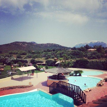 Speraesole: view from 107