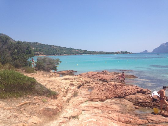 Speraesole : porto istana beach