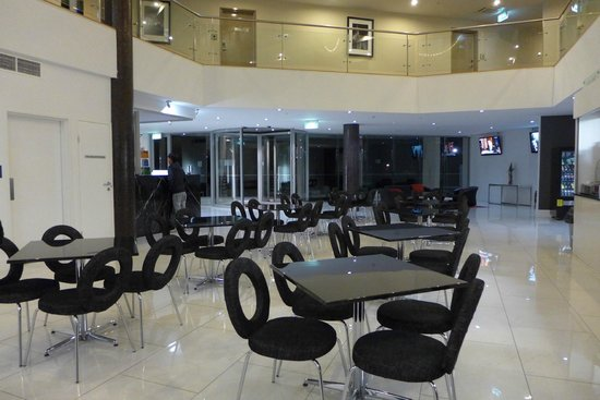 Hotel Lobby Picture Of Adina Serviced Apartments Canberra Dickson