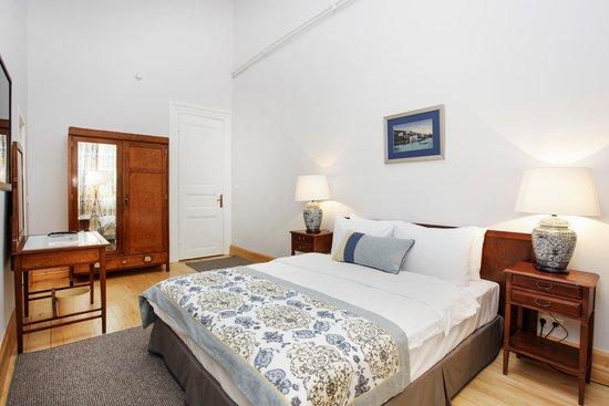 Splendid Palace Hotel: bahçe manzaralı çift kişilik oda