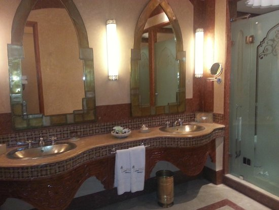 Es Saadi Marrakech Resort - Palace: Salle de bain