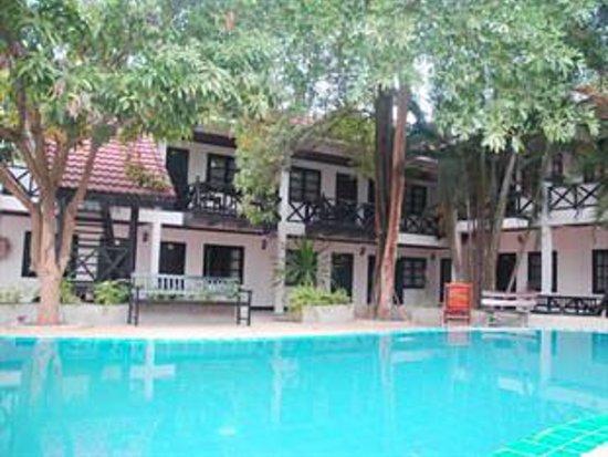 Vientiane Garden Hotel: Hotel over view