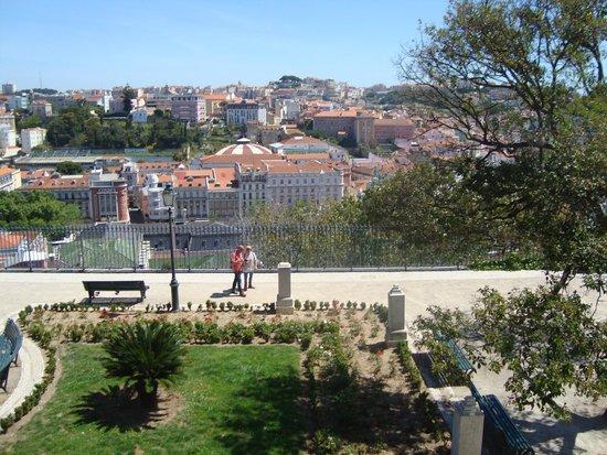Miradouro São Pedro de Alcântara : мирадор