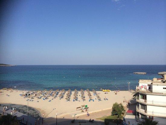 Playa Moreia Apartments : Beach